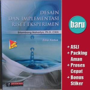Desain dan Implementasi Riset Eksperimen - Erlambang Na Limited