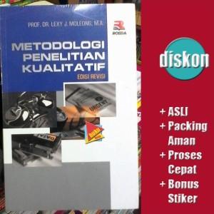 Metodologi Penelitian Kualitatif (Edisi Revisi) - Lexy Limited