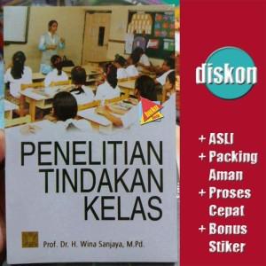 Penelitian Tindakan Kelas - Wina Sanjaya Diskon