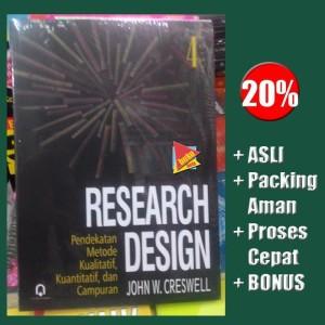 Research Design, Pendekatan Metode Kualitatif Kuantitat Diskon
