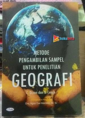 Metode Pengambilan Sampel Untuk Penelitian Geografi - C Limited