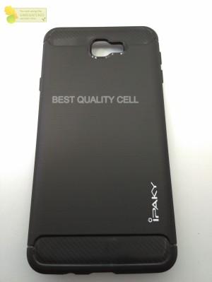 SoftCase Ipaky Carbon Fiber Samsung J7 PRIME (Rubber/Capsule/Case)