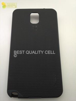 ORIGINAL Case IPAKY Samsung Note 3 Soft Carbon+Bumper Neo Hybird