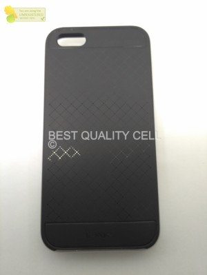 ORIGINAL Soft Case  Iphone 5 Carbon + Bumper Neo Hybird