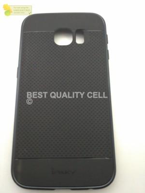 ORIGINAL Case IPAKY Samsung S6 Edge Carbon + Bumper Neo Hybird