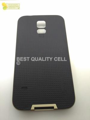 ORIGINAL Case IPAKY Samsung S5 Flat Carbon + Bumper Neo Hybird