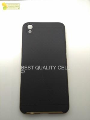 ORIGINAL Soft Case OPPO R9 Soft Carbon + Bumper Frame Hard