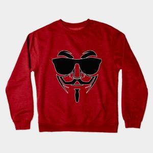 Sweater C For Cool (Merah) - DEALDO MERCH