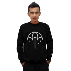 Sweater Bring Me The Horizon 'Umbrella' - Hitam - DEALDO MERCH