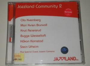CD V/A Jazzland Community 2