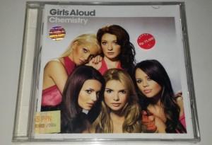 CD Girls Aloud - Chemistry