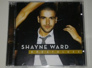 CD Shayne Ward - Breathless