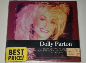 CD Dolly Parton - Collections