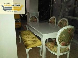 kursi makan duco oval (meja tamu, meja makan,sofa, dipan,bufet,lemari)