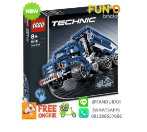 LEGO TECHNIC 8415 : Dump Truck