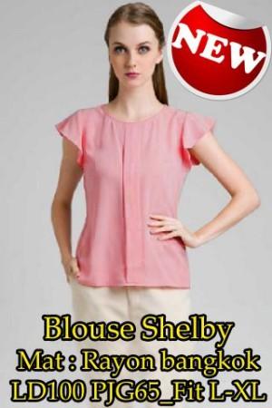 FG - [Blouse Shelby SW] blouse wanita rayon bangkok salem