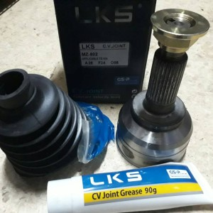 As Roda Luar Kia Carens Mt Cv Joint Outer