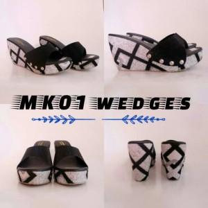 Sepatu Wanita Wedges Mk01 Elstore