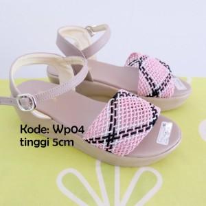 Sepatu Wanita Wedges Wp04