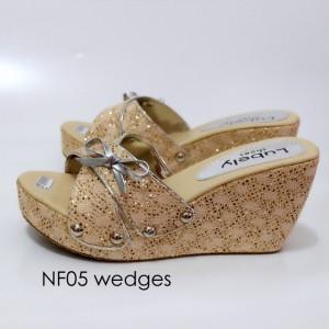 Sepatu Wanita Brukat Nf05