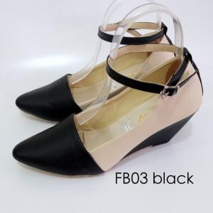 Sepatu Wanita Wedges Fb03
