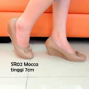 Sepatu Wanita Wedges Sr02