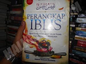 Buku novel Perangkap Iblis 560 tipu muslihat iblis by Ibnul Jauzi