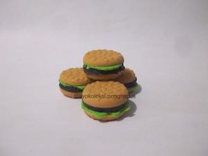 Penghapus Hamburger