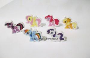 Penghapus Little Pony