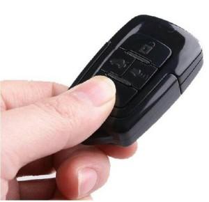 Kamera Pengintai Bentuk Car Key Chain Infrared Motion Detection T2000