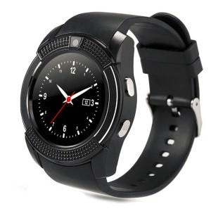 Jam Tangan Smartwatch Bluetooth Android V8 Camera Support TF Sim Card