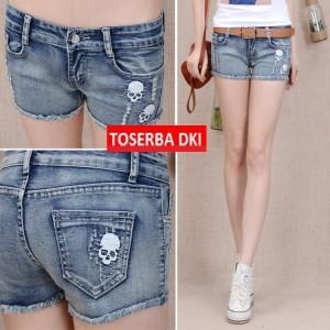 Celana Pendek Wanita Hotpant Jeans Short Sexy CW42