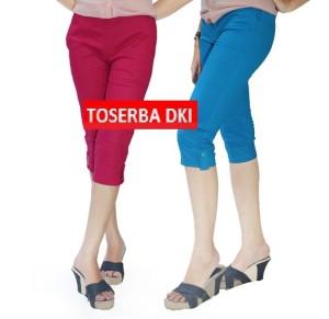 Casual Cotton Stretch Pants - Celana Katun Pendek CW12