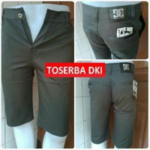 Celana Chino Pendek Abu | Grey CS10