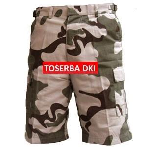celana pendek army CS19