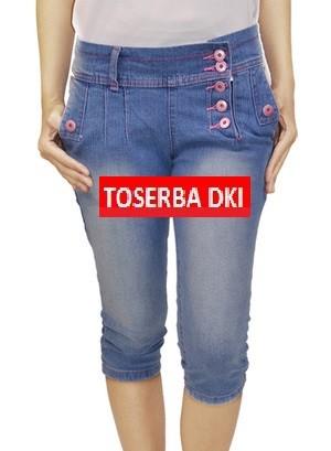 Celana Jeans Wanita / Celana Pendek Casual Wanita CW02
