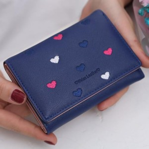 DP713 Dompet Korea Dompet Import Dompet Wanita pendek Fashion murah
