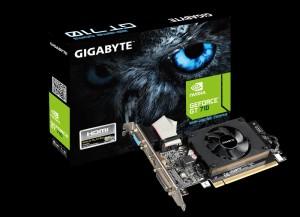 VGA GIGABYTE GT710 1GB DD3 64BIT HDMI