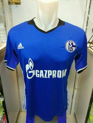 Jersey Schalke Home 2016/2017 Grade ori Official