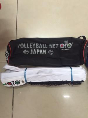 Net voli GTO volleyball net japan kualitas standart