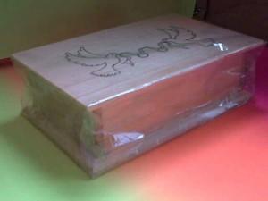 Kotak Perhiasan Polos