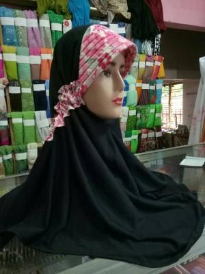 hijab serut