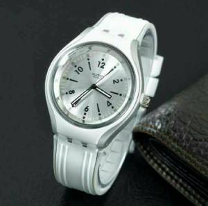 jam tangan murah utk pria/wanita - swatch 5404 + box ekslusif