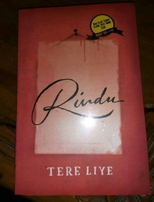 Novel TERE LIYE (Rindu)