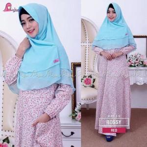 Baju/Gamis/Dress Muslim Miulan Katun Jepang Terbaru Modern