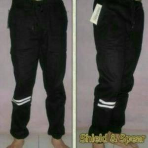 Joger Pants Stripe / celana joger murah