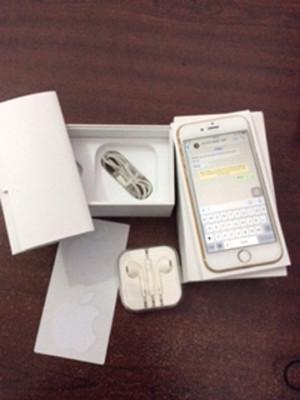 iphone 6 GOLD 128 GB second mulus