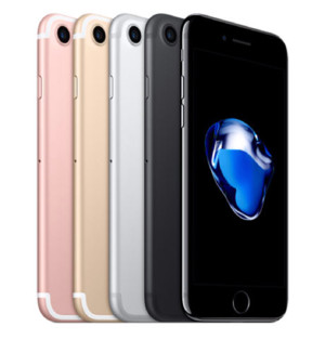 BNIB iPhone Jet Black 7 128gb, Garansi resmi 1 Tahun