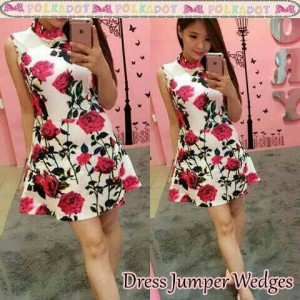 dress jumper pink