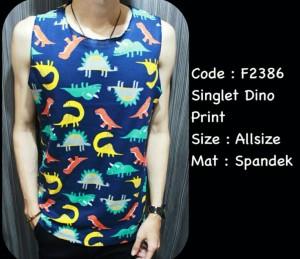 Singlet Dino